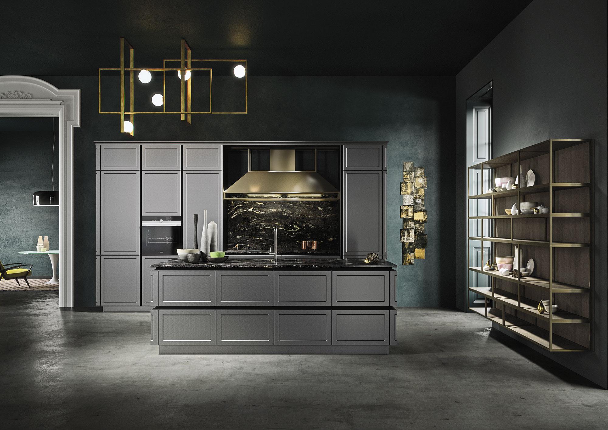 cucine-classiche-con-isola-frame-snaidero-1