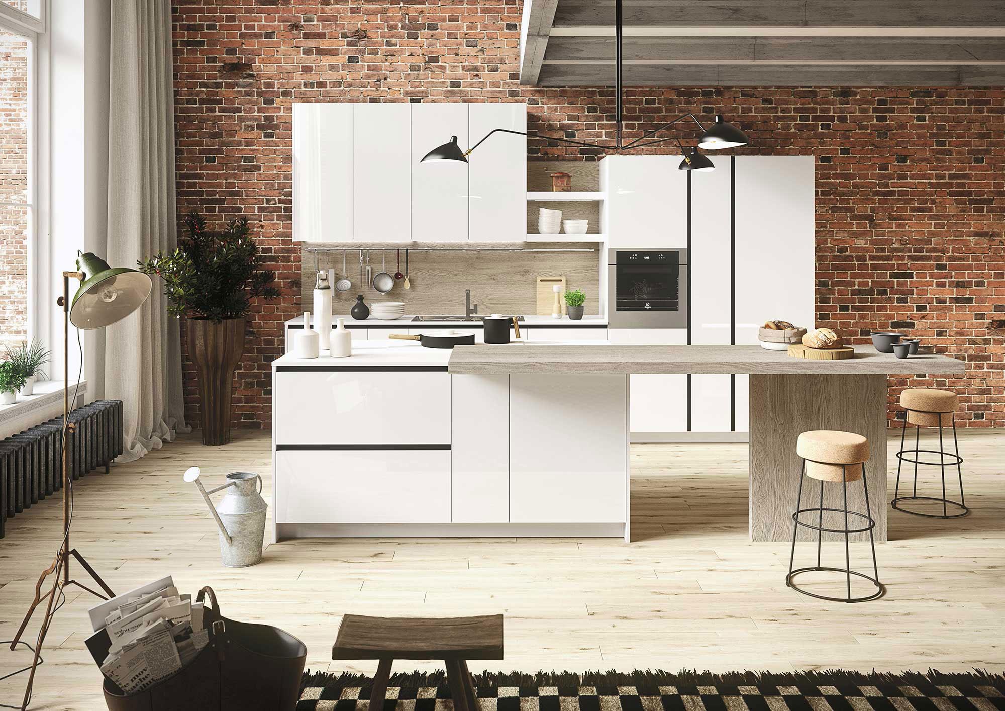cucine-design-economiche-first-snaidero-1