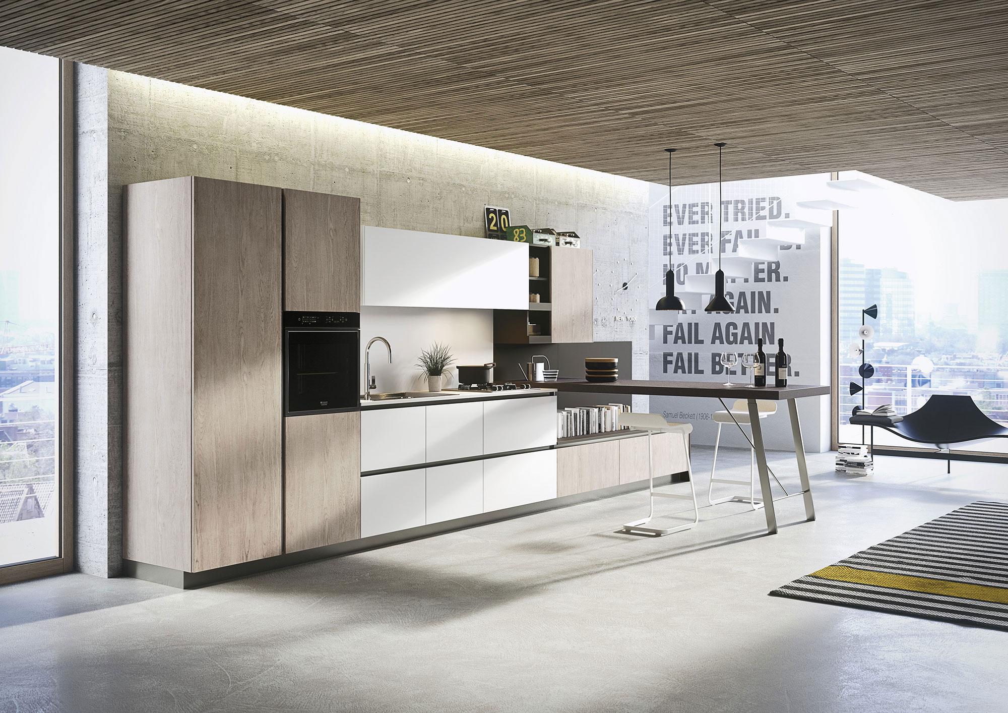 cucine-design-economiche-first-snaidero-5