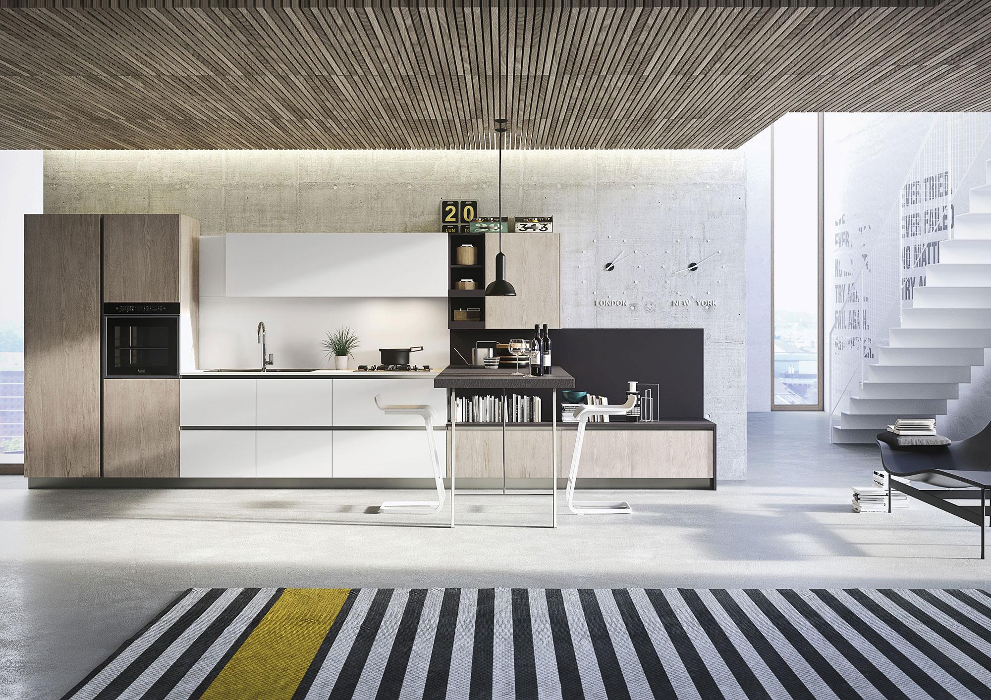 cucine-design-economiche-first-snaidero-6