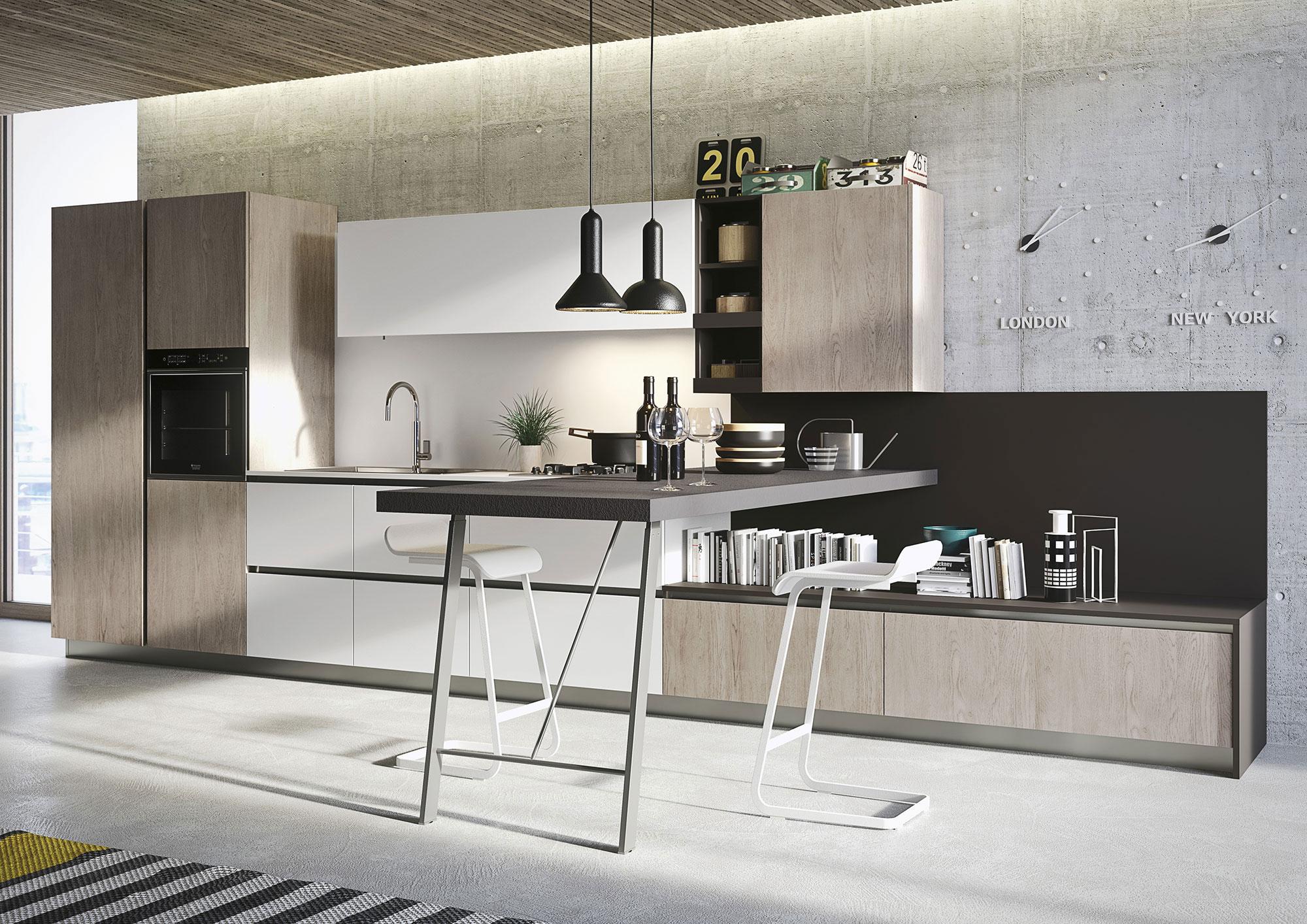 cucine-design-economiche-first-snaidero-7