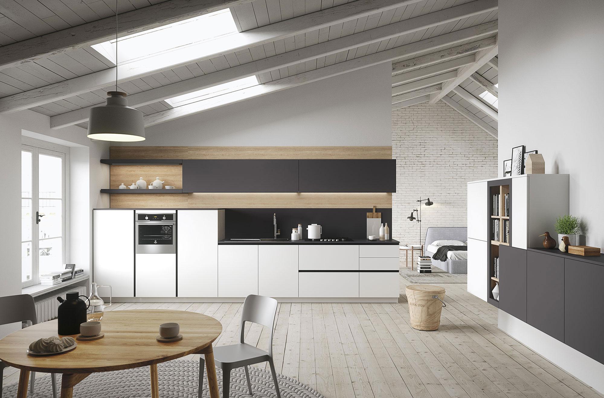 cucine-design-economiche-first-snaidero-8
