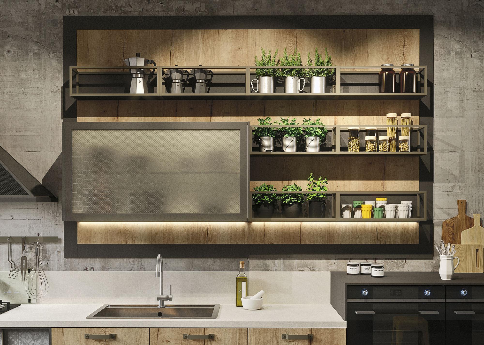 cucine-in-legno-design-loft-snaidero-dettaglio-3