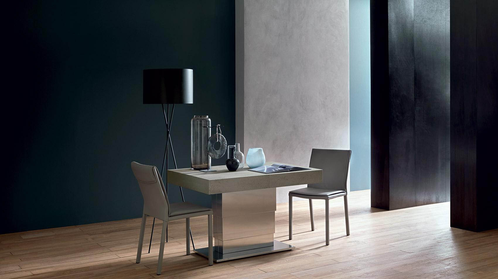 tavolo-trasformabile-Ares-Mega-base-metallo-3