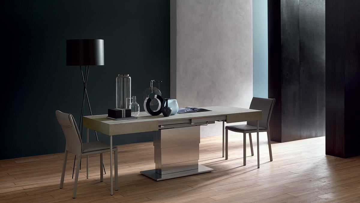 tavolo-trasformabile-Ares-Mega-base-metallo-4